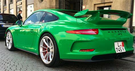 porsche viper green vs signal green custom ordering a 981 porsche exclusive and you page