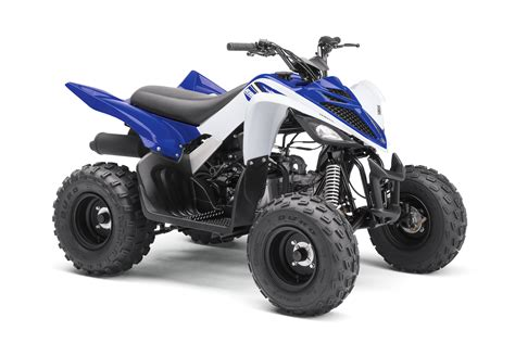 yamaha s 2017 youth atvs available for the holidays utv