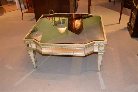 Large Mirrored Coffee Table Regent Antiques Coffee Tables Stunning Deco Large Mirrored Coffee Table