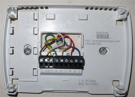 honeywell thermostat wiring quotes