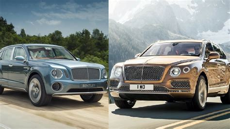 bentley bentayga concept exp 9 f concept vs 2016 bentley bentayga
