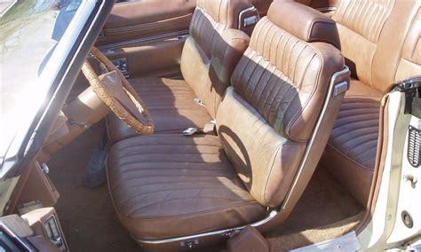 eldorado upholstery 1973 cadillac eldorado convertible 16271