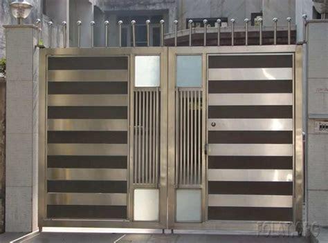 Splendiferous Modern Main Gate Designs New Design Of Main