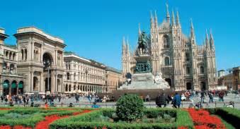 Votre vol à Milan à partir du Luxembourg avec Luxair