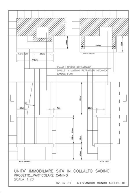 progetto camino progetto di ristrutturazione d interni di una casa a