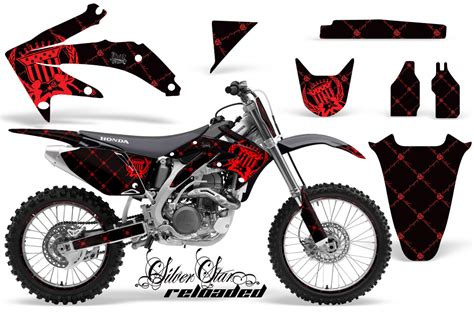 graphics for motocross bikes honda crf450r graphic stickers and decals honda