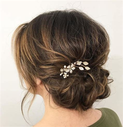 Wedding Hair Updo Chignon by Top 25 Best Chignon Ideas On Simple
