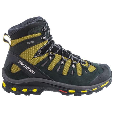 salomon quest boots salomon quest 4d 2 tex 174 hiking boots for save 47