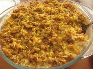 a crafty cook chicken and stuffing casserole