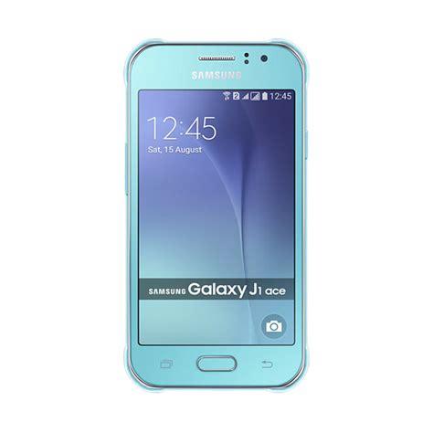 Hp Samsung Yg Baru Keluar jual samsung j1 ace blue smartphone harga kualitas terjamin blibli