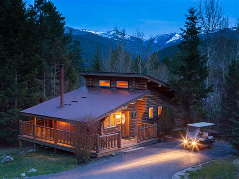 Images For Exterior House Design by Luxury Ranch Cabins Triple Creek Ranch