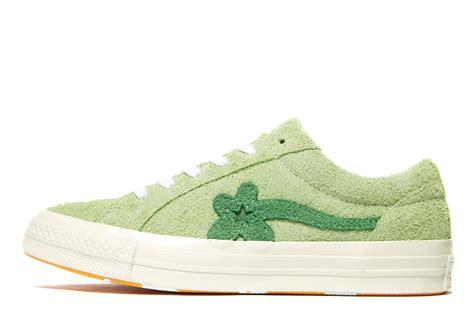 Sneakers Converse One X Golf Le Fleur Green Bnib lyst converse x golf le fleur one in green