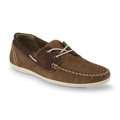 west coast slippers west coast s raul leather casual boat shoe