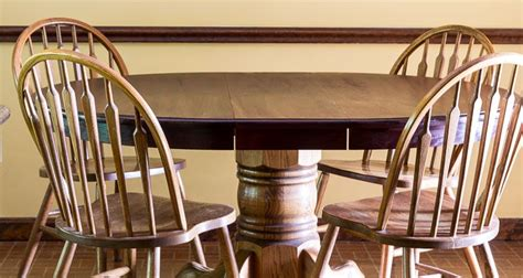 refinish wood table top how to easily refinish a wood tabletop