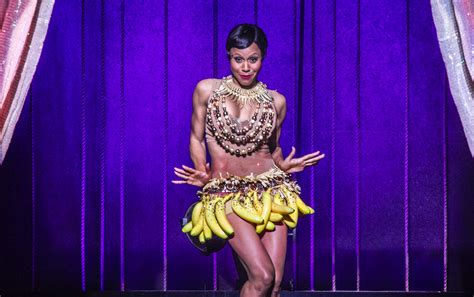 josephine baker in color more than a banana deborah cox is josephine baker
