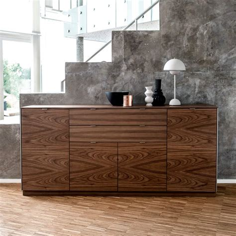 Walnut Sideboard Uk refined modern design from skovby walnut sideboard 942
