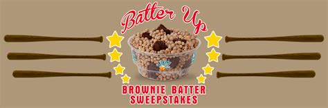 Dippin Dots Gift Card - dippin dots batter up sweepstakes familysavings