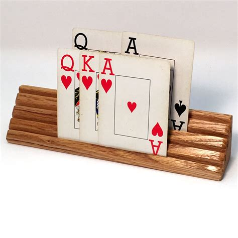 wood boardgame card holder template wood card holder