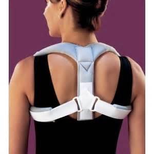 Posture support brace for shoulder neck and back