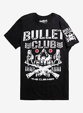 Sweater Hoodie Pullover Bullet Club K21 new japan pro bullet club kenny omega bone droid t shirt topic