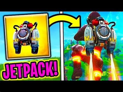 fortnite battle royale nuova patch nuovo jetpack proviamolo nuova patch 4 2 fortnite