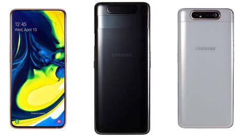 Samsung Galaxy A80 Xataka by Samsung представила Galaxy A80 смартфон с выдвижной поворотной камерой