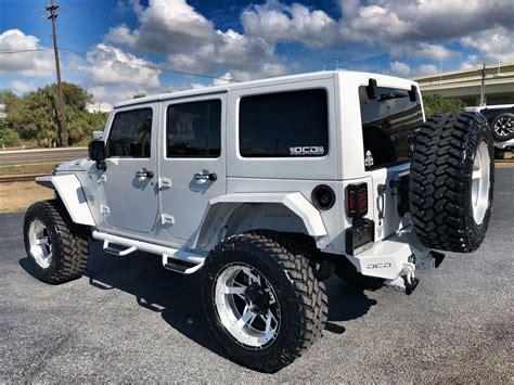 all white jeep wrangler unlimited rubicon 2018 jeep wrangler jk unlimited rubicon blizzard white out