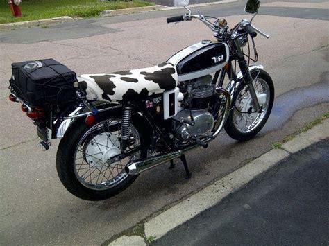 bsa paint brick7 motorcycle