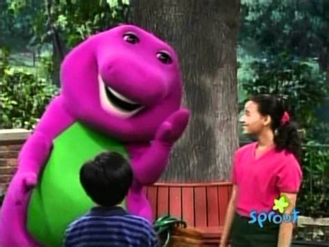 Barney And Friends Backyard by Barney Friends How Does Your Garden Grow Hd 720p