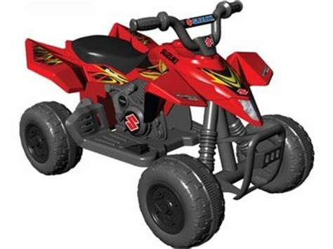 Power Wheels Suzuki Suzuki Atv Electric Atv