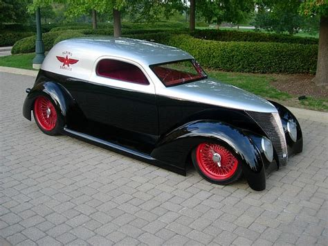 1937 ford wild rod sedan delivery custom trucks cars