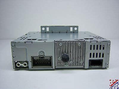 Volvo Factory Parts by Volvo V50 C70 S40 Factory Oem Radio 6 Disc Cd Changer