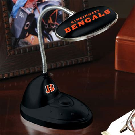 L Shades Cincinnati by Cincinnati Bengals Nfl Led Desk L