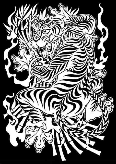 glass tattoo art and designs page 63 japanese coloring books for adults cleverpedia