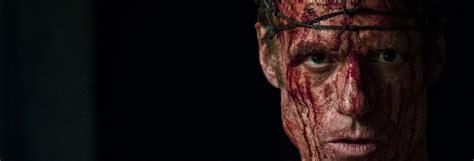 let us prey clip starring liam cunningham exclusive afm 13 exclusive look at hyped let us prey bloody