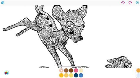 Art Of Coloring By Disney Une Nouvelle Application Pour