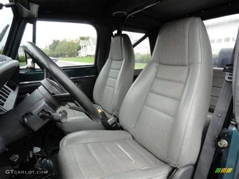 1995 Jeep Wrangler Interior 1995 Jeep Wrangler S 4x4 Interior Photo 38991377
