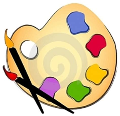Arts And Crafts Clip by Craft Supplies Clipart Clipart Panda Free Clipart Images