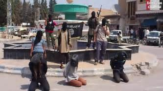Liveleak com another isil death cult public execution of pro govt