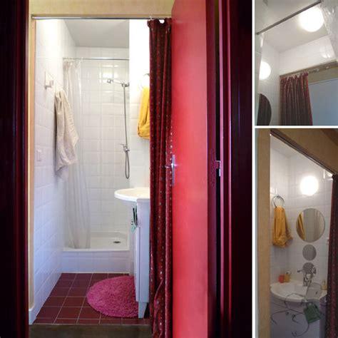 mini salle d eau dans une chambre atlub com