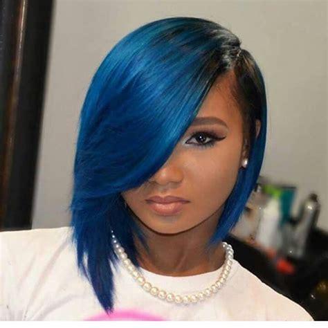 sharp looking short hair cut for black women cabelos coloridos t 233 cnicas cores cuidados e fotos