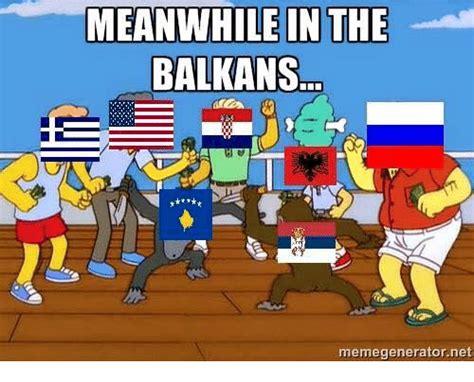 Meanwhile Meme Generator - meanwhile in the balkans memegeneratornet meme on sizzle