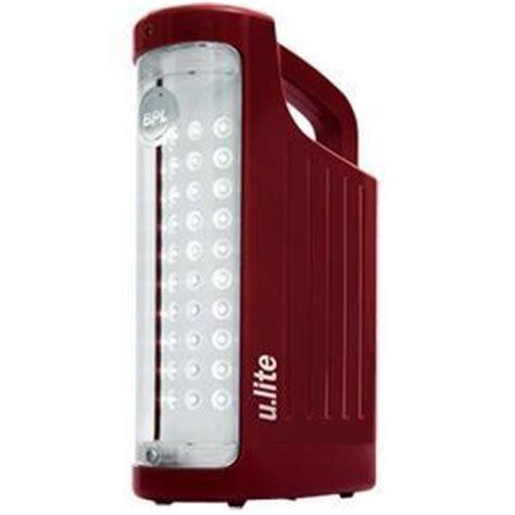 rechargeable lights bpl rechargeable led lantern l1000 emergency lights homeshop18