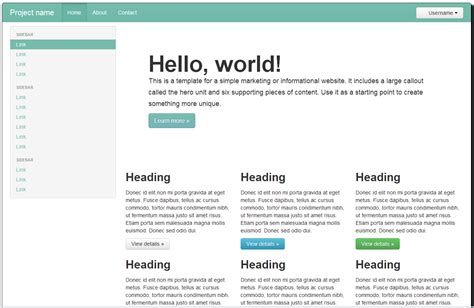 bootstrap themes how to create how to build and customize your own bootstrap theme