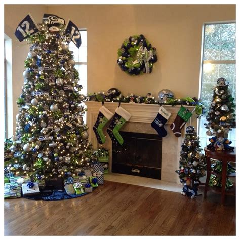 it s a seahawk christmas if all my family loved the