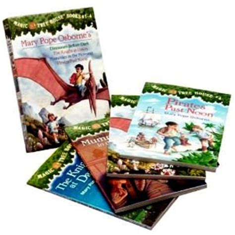 House Series Review Christian Children S Book Review The Magic Tree House Series