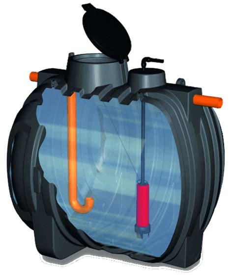 vasche in plastica per acqua cisterna polietilene da interrare per acqua piovana da