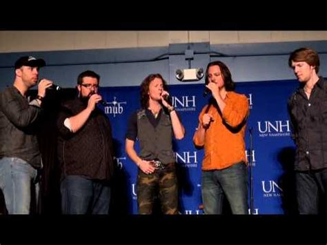 home free vocal band ring of