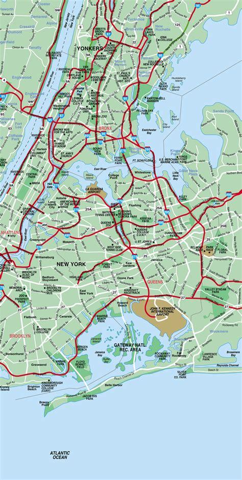 new york city map map of new york new york maps mapsof net
