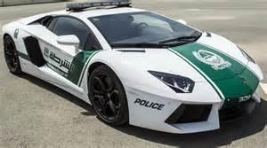 What Country Makes Lamborghini Lamborghini Aventador Shows In Dubai Patrol Car